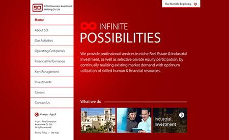 5D Investment Holding Co. Ltd.
