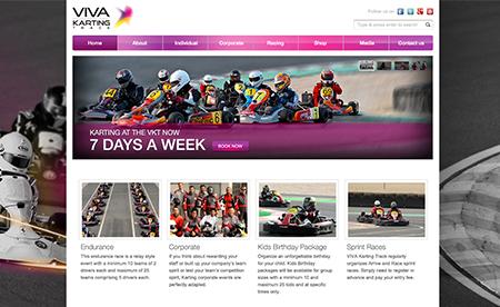 Viva Karting Track