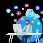 6 Social Media Advantages for businesses