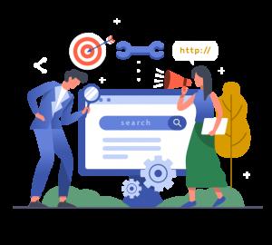 تحسين محركات البحث وعلاقتها بعملك