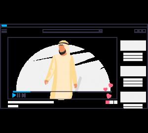 المؤثرون على مواقع التواصل الاجتماعي في السعودية